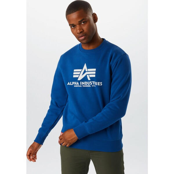 ALPHA INDUSTRIES Bluzka sportowa 'Basic' API0098012000001