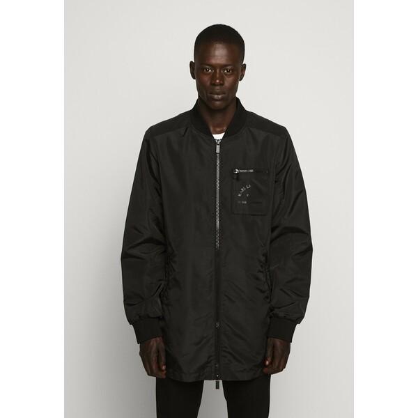 KARL LAGERFELD JACKET Krótki płaszcz black K4822T00S