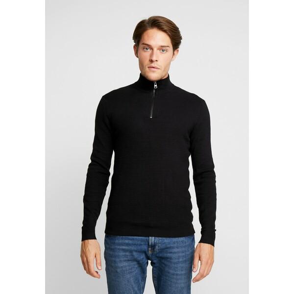 Esprit COWS Sweter black ES122Q0AF