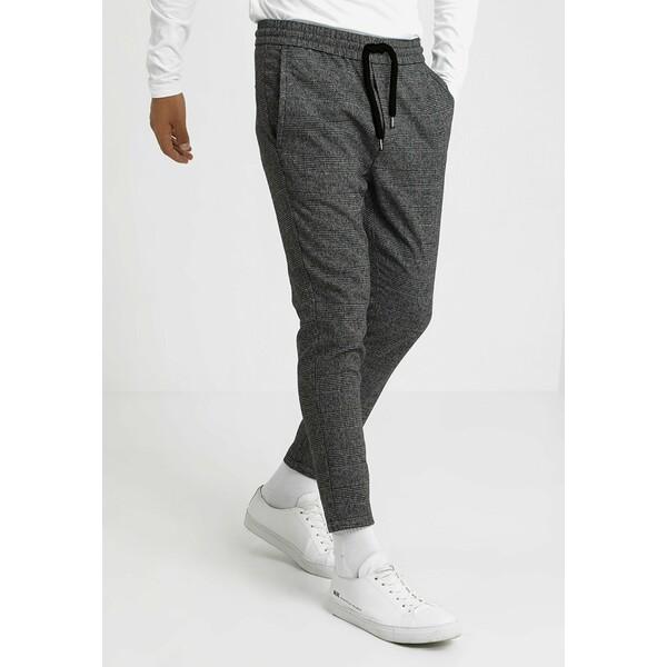 Only & Sons ONSLINUS PANT Spodnie materiałowe medium grey melange OS322E04X