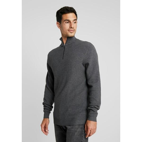 Esprit COWS Sweter dark grey ES122Q0AF