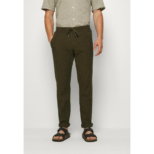 Lindbergh PANTS Spodnie materiałowe army LG522E01M