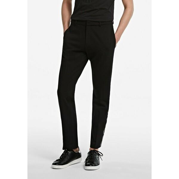 KARL LAGERFELD PUNTO Spodnie materiałowe black K4822O02M