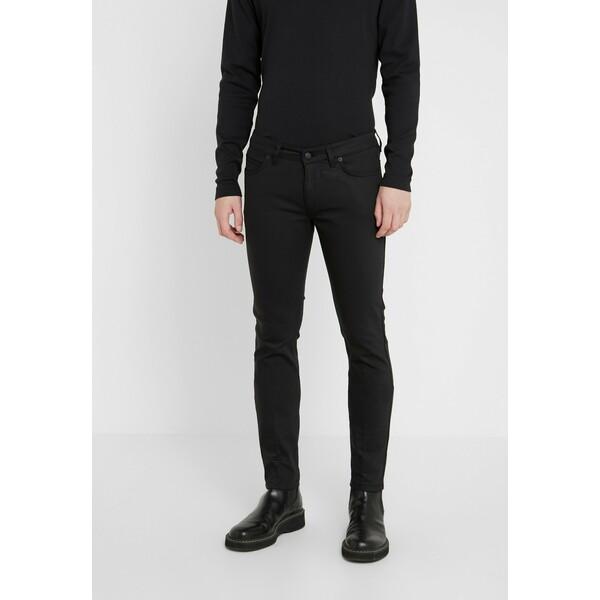 DRYKORN JAZ Spodnie materiałowe black DR222G01A