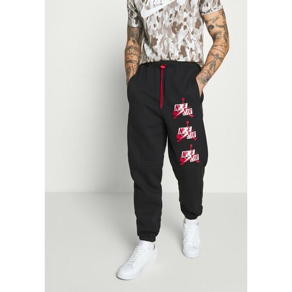 Jordan PANT Spodnie treningowe black JOC22E013