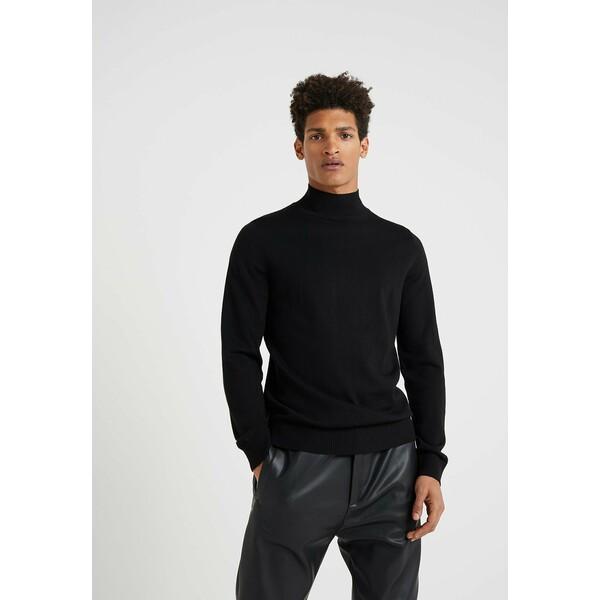 DRYKORN WATSON Sweter black DR222Q01G
