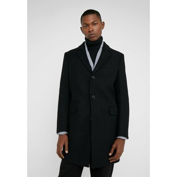 DRYKORN BLACOT Klasyczny płaszcz black DR222T01B