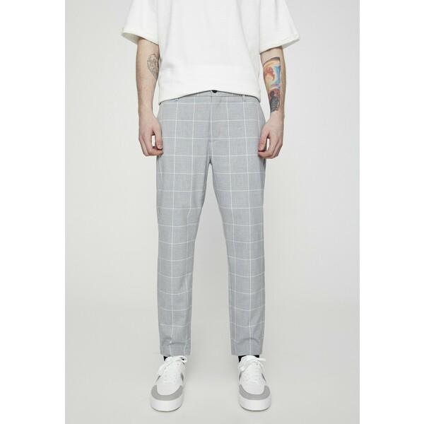 PULL&BEAR Spodnie materiałowe light grey PUC22E080