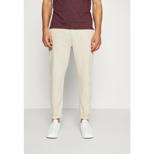 Springfield PANT BASICO Spodnie materiałowe beige FI022E00Q