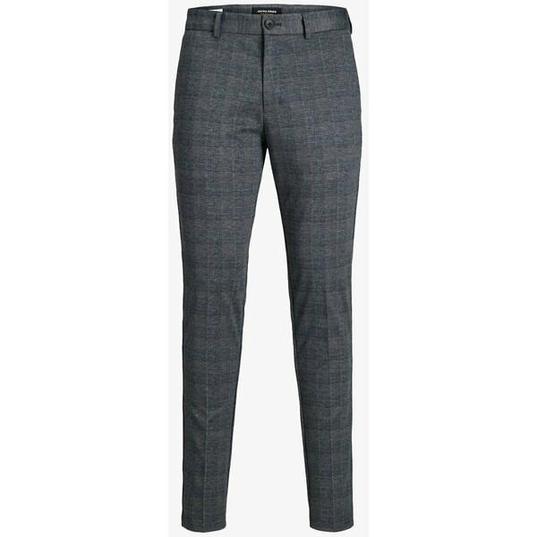 Jack & Jones Spodnie materiałowe dark grey JA222E0NX