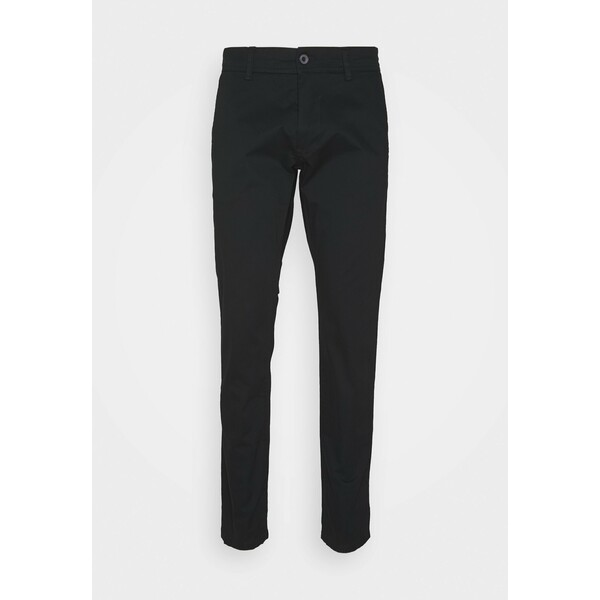 Esprit Spodnie materiałowe black ES122E033