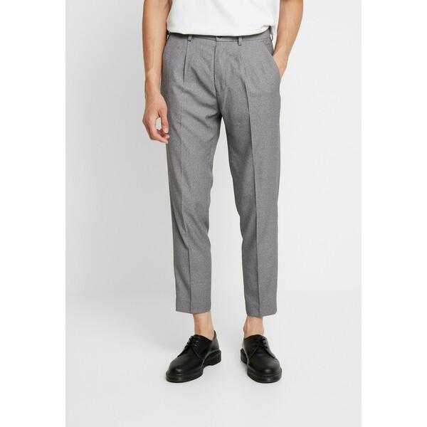 Isaac Dewhirst TROUSER Spodnie materiałowe mid grey DH022E006