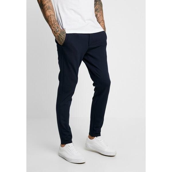Only & Sons ONSMARK PANT STRIPE Spodnie materiałowe night sky OS322E070