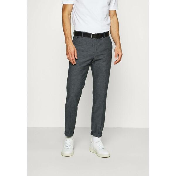 Tommy Hilfiger Tailored FLEX SLIM FIT PANT Spodnie materiałowe black T1022E03P