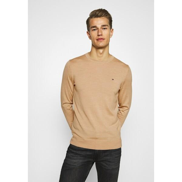 Tommy Hilfiger Tailored Sweter beige T1022Q01C