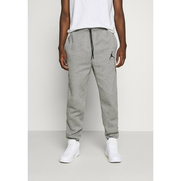 Jordan JUMPMAN AIR PANT Spodnie treningowe carbon heather JOC22E012