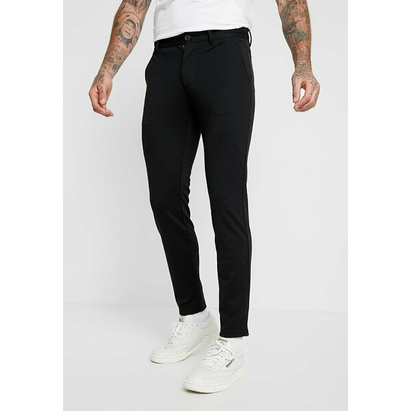 Only & Sons ONSMARK PANT Spodnie materiałowe black OS322E04A