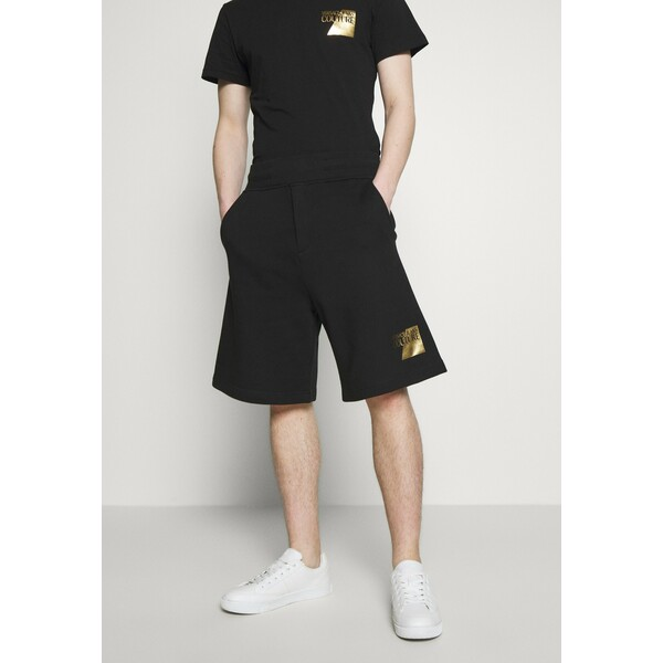 Versace Jeans Couture Spodnie treningowe black VEI22F005