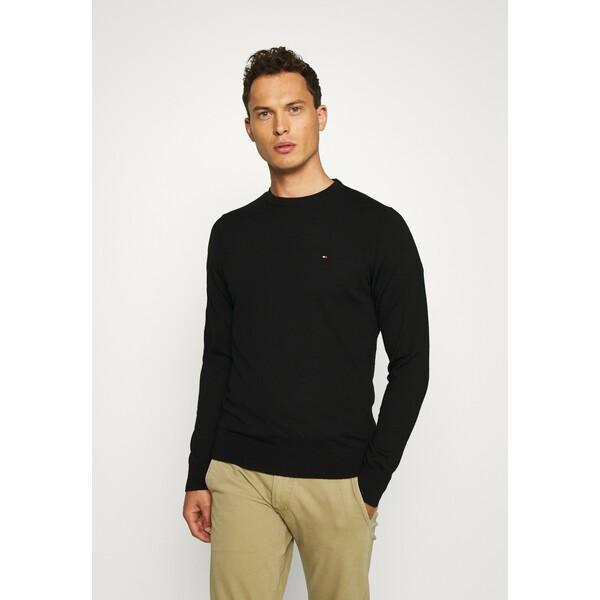 Tommy Hilfiger Tailored Sweter black T1022Q01C
