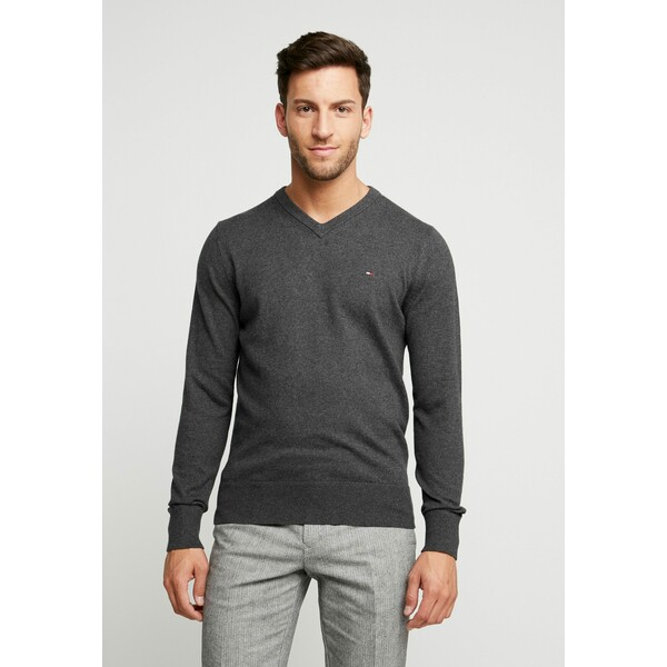 Tommy Hilfiger Sweter grey TO122Q07O