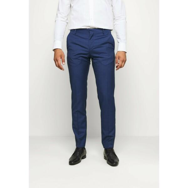 Tommy Hilfiger Tailored SEPARATE PANT Spodnie garniturowe blue T1022E03M