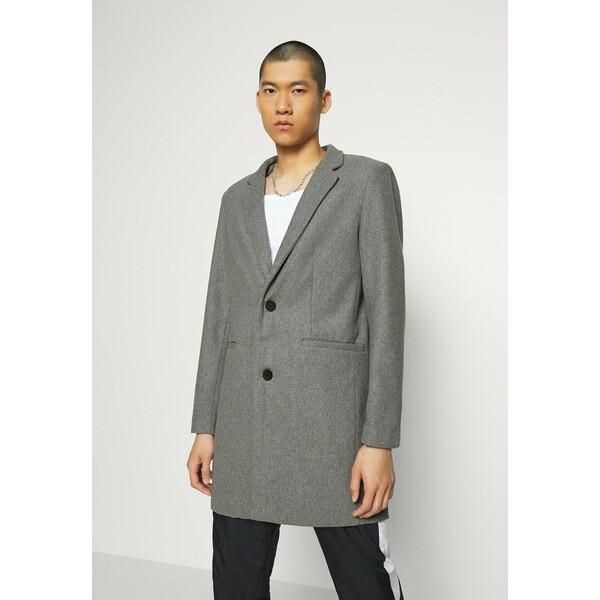 Only & Sons ONSMAXIMUS COAT Płaszcz wełniany /Płaszcz klasyczny light grey melange OS322T09R