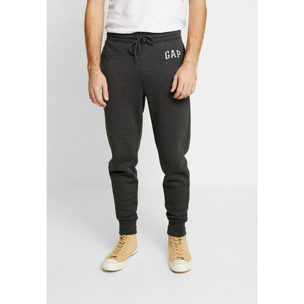 GAP LOGO PANT Spodnie treningowe charcoal grey GP022E020