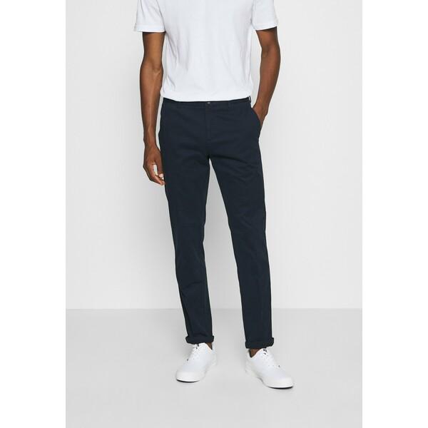 Tommy Hilfiger Tailored FLEX SLIM FIT PANT Spodnie materiałowe blue T1022E03L