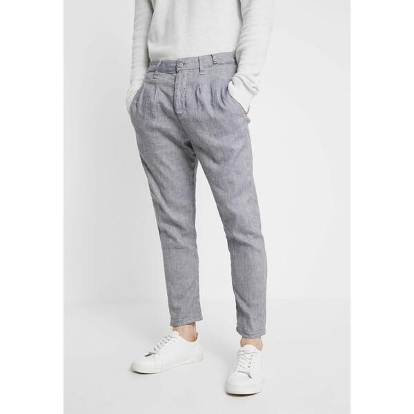 Gabba FIRENZE LITHE Spodnie materiałowe blue G5022E00K