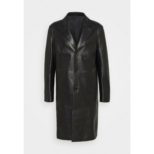 Bally Płaszcz wełniany /Płaszcz klasyczny black 23B22T00M