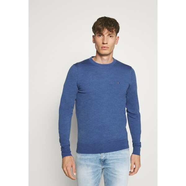 Tommy Hilfiger Tailored Sweter blue T1022Q01C