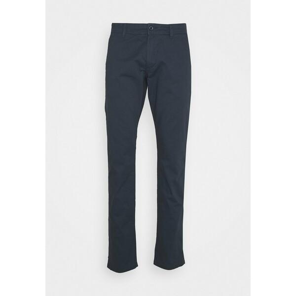 Esprit Spodnie materiałowe blue ES122E033