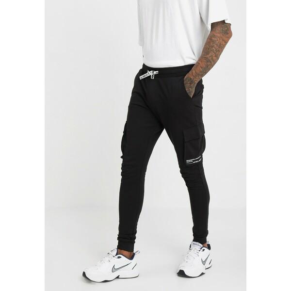 Only & Sons ONSWF KENDRICK Spodnie treningowe black OS322E05E