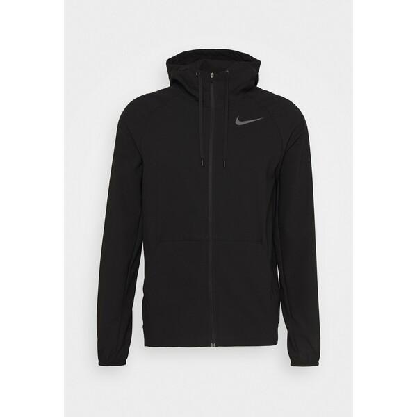 Nike Performance FLEX VENT MAX Kurtka sportowa black/dark grey N1242F0KV