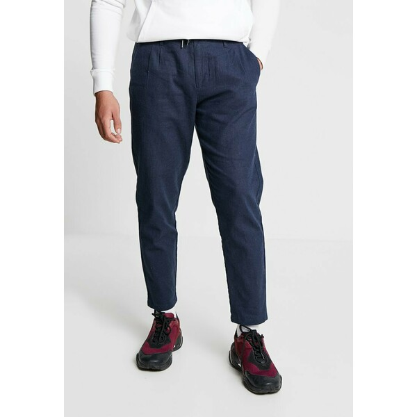Only & Sons LEO Spodnie materiałowe dress blues OS322E06C