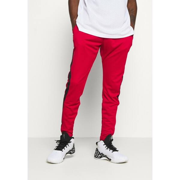 Jordan AIR DRY PANT Spodnie treningowe gym red/black JOC42E02L