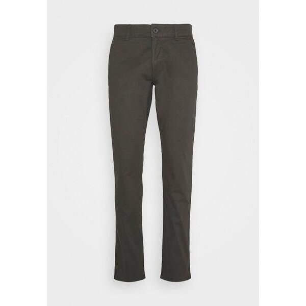 Esprit Spodnie materiałowe dark grey ES122E033