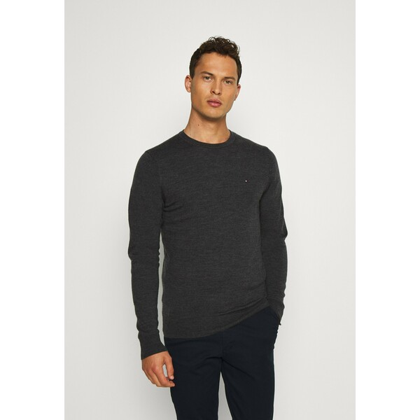Tommy Hilfiger Tailored Sweter grey T1022Q01C
