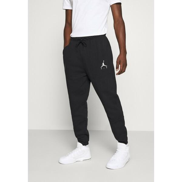Jordan Spodnie treningowe black/white JOC22E012