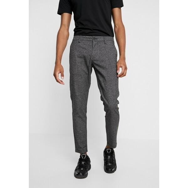 Only & Sons ONSMARK MELANGE Spodnie materiałowe medium grey melange OS322E07B