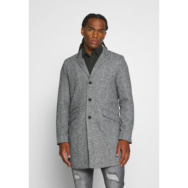 Only & Sons ONSJULIAN KING COAT Płaszcz wełniany /Płaszcz klasyczny medium grey melange OS322T09S