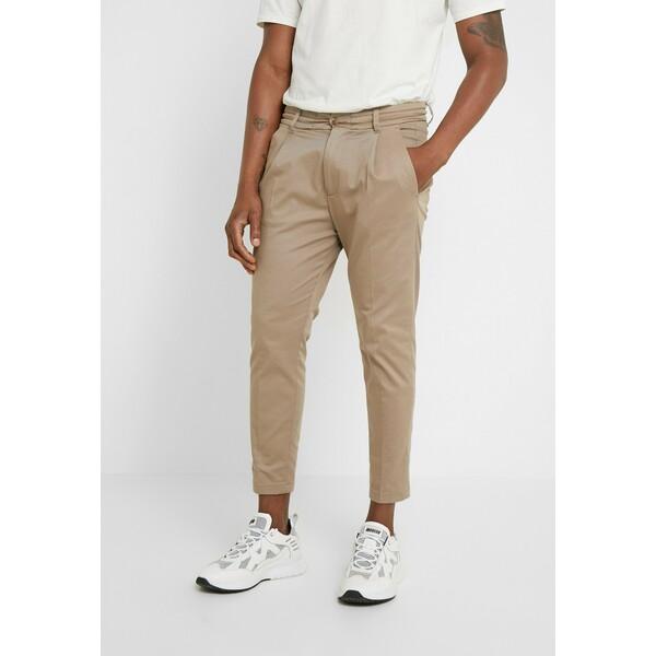 DRYKORN CHASY Spodnie materiałowe beige DR222E02E