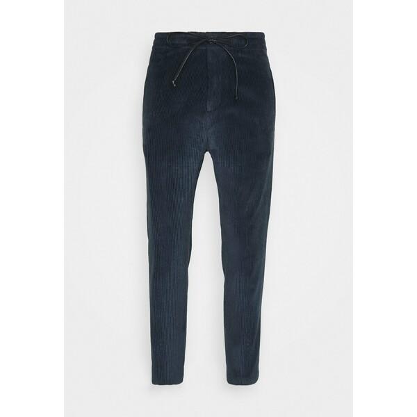 DRYKORN JEGER Spodnie materiałowe blau DR222A02D