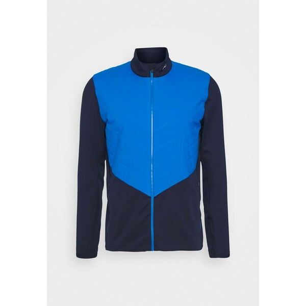 Kjus MEN RELEASE JACKET Kurtka Softshell atlanta blue/aruba blue KJ142F01E