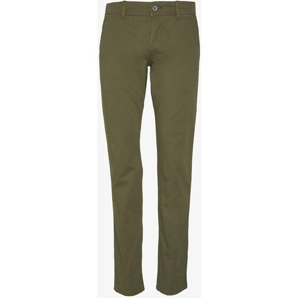 Esprit Spodnie materiałowe olive ES122E033