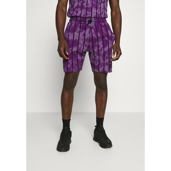 Nominal ALBA Spodnie treningowe purple NOU22F004