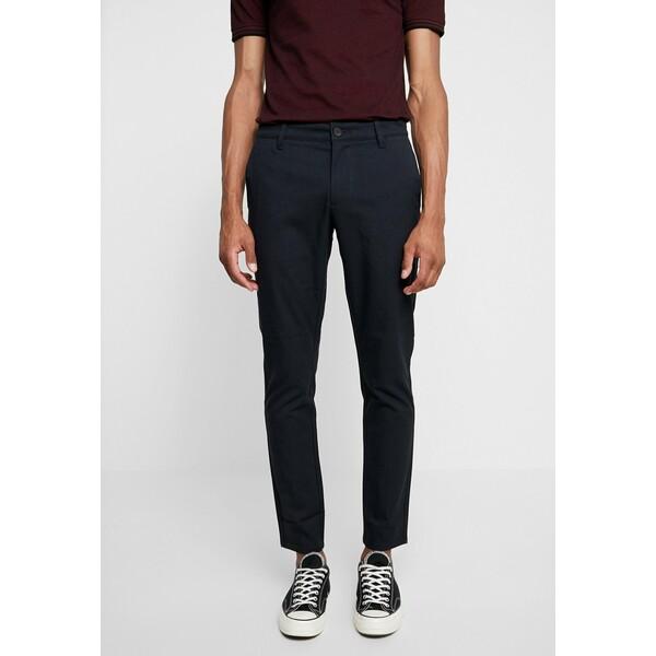 Only & Sons ONSMARK MELANGE Spodnie materiałowe blue OS322E07B