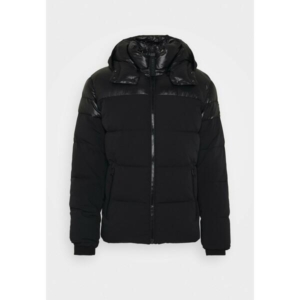 JOOP! Jeans JOSHA Kurtka zimowa black JOG22T02M