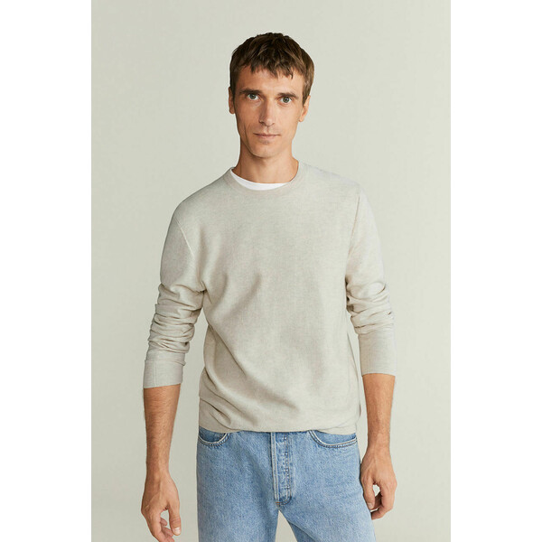 Mango Man Sweter Ten -100-SWM005