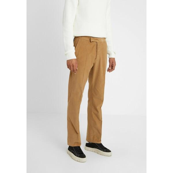Vivienne Westwood Anglomania Spodnie materiałowe beige VW622E00A